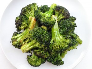 simple oven roasted broccoli recipe eat with tom