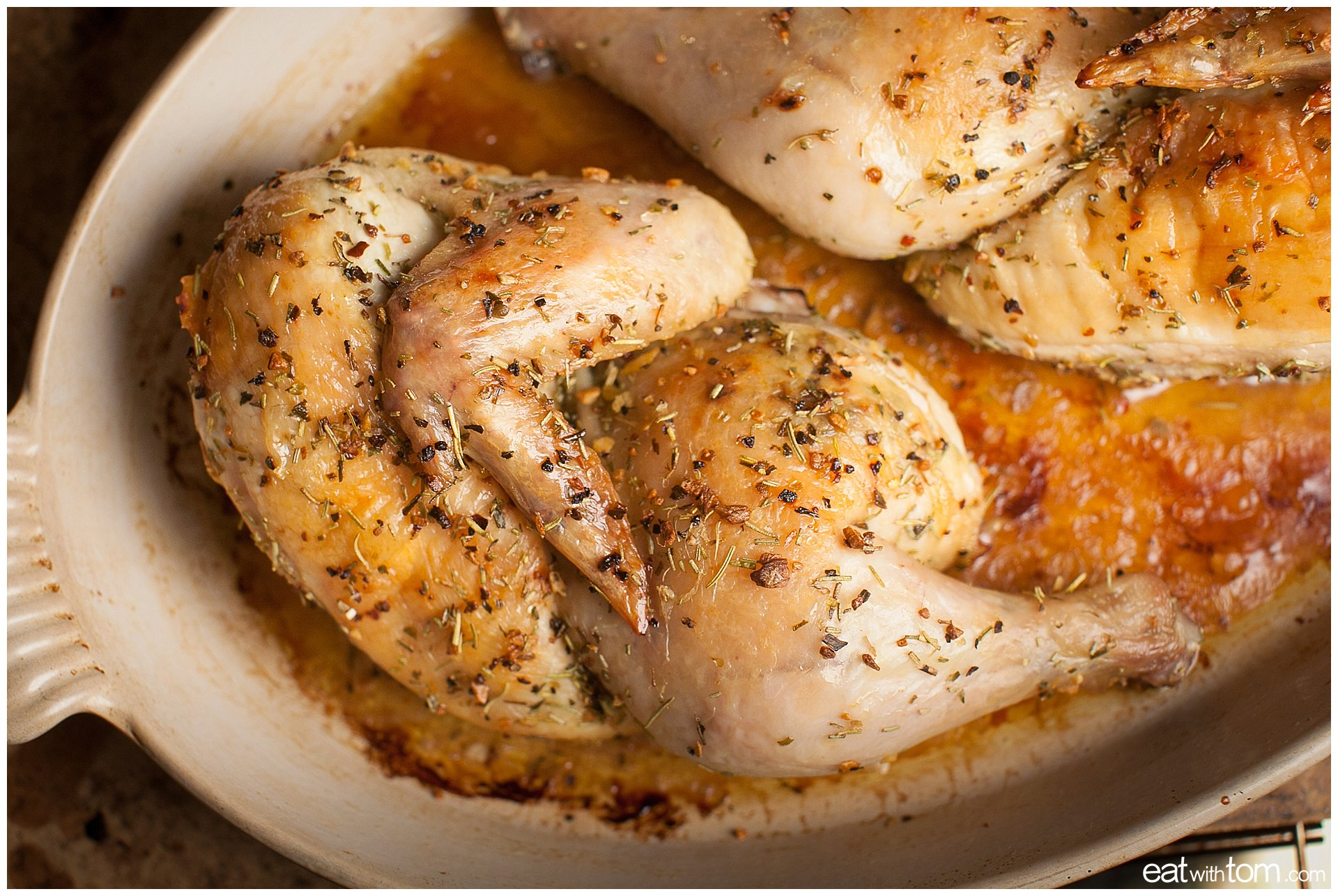Perfect Roasted Chicken - Paleo Recipes