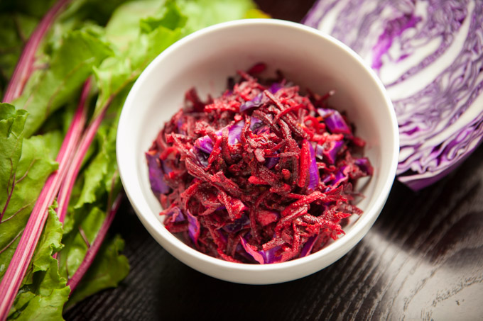 Beets are sweet raw, how to eat seasonal vegetables in chicago