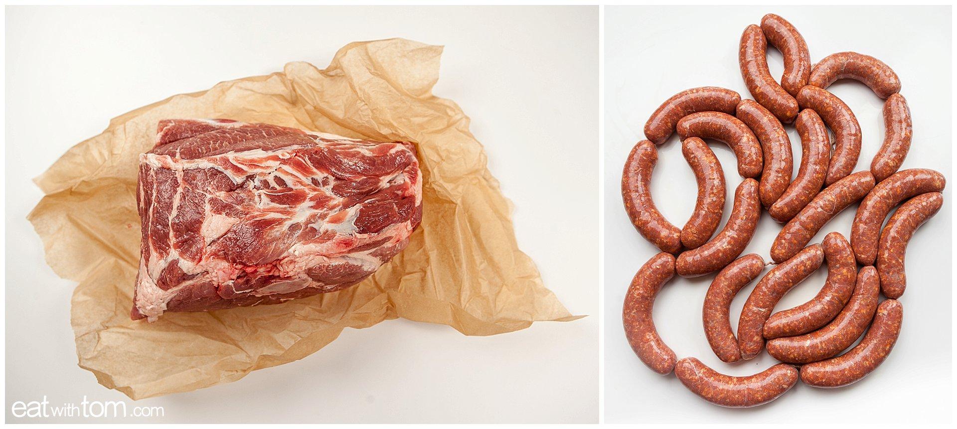 How to make Chorizo pork sausage Recipe - pork butt