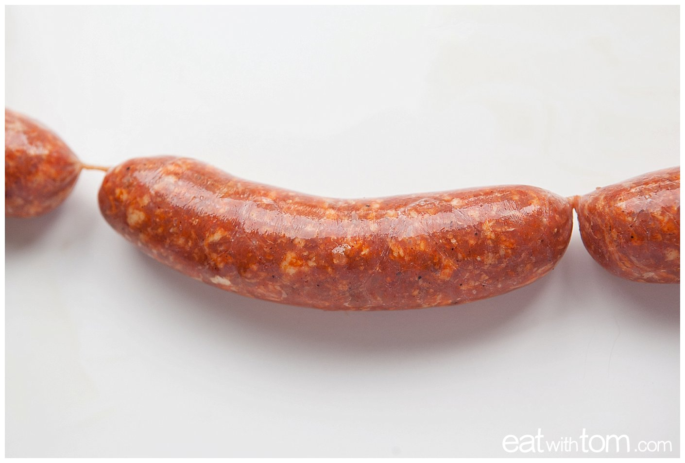 Recipe for Chorizo Link Sausage