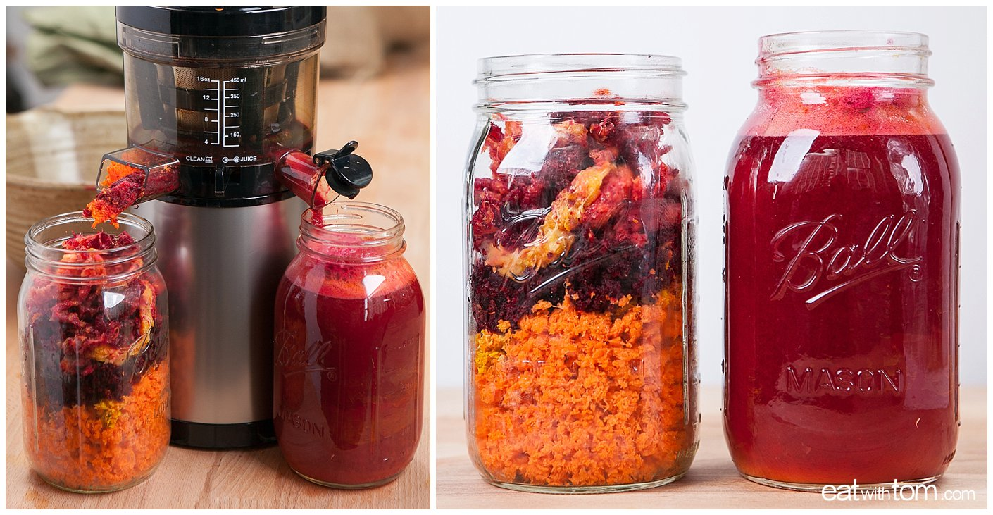 beet juice recipe cleanse ideas