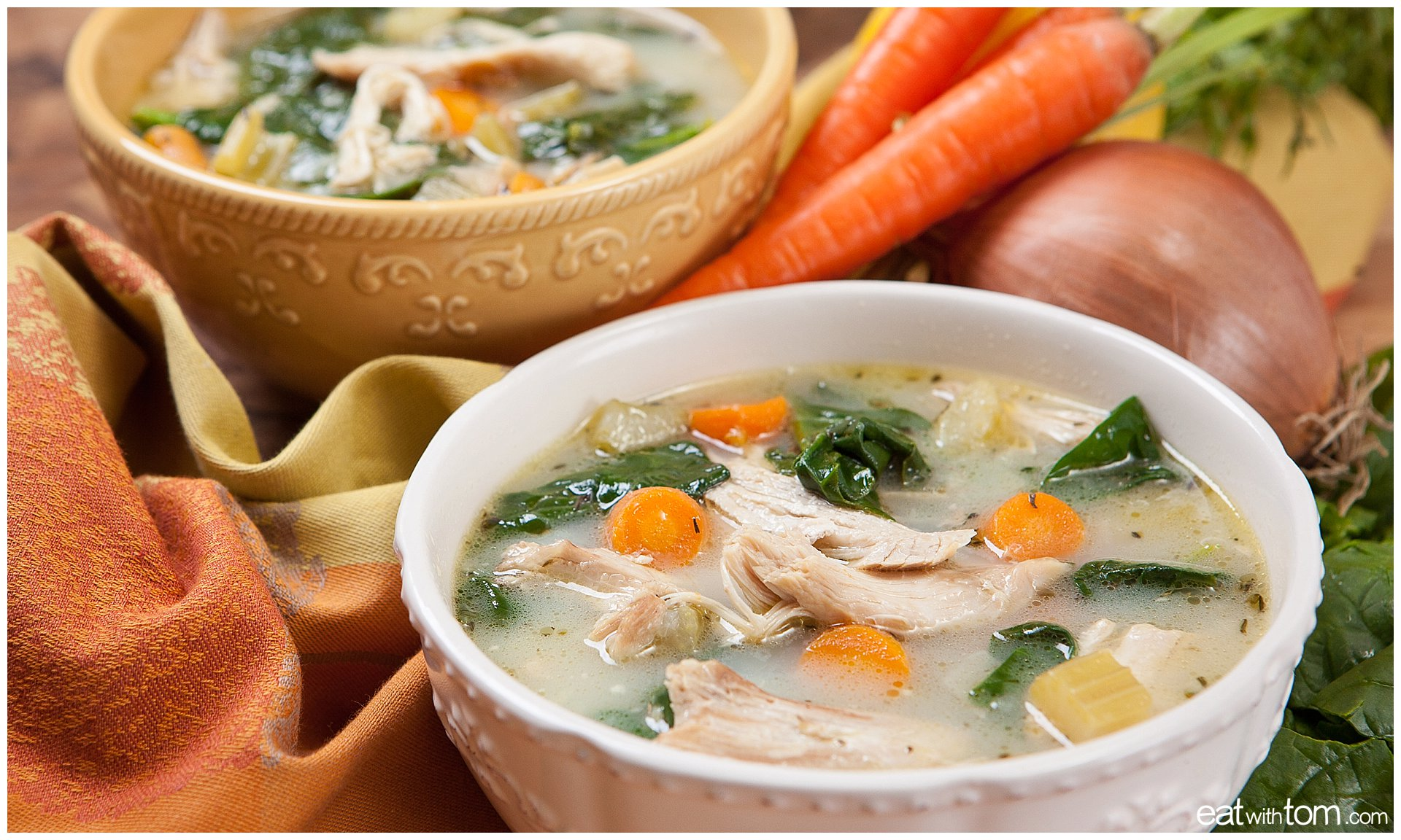 foto This One Soup Recipe Could Help You Live to 100