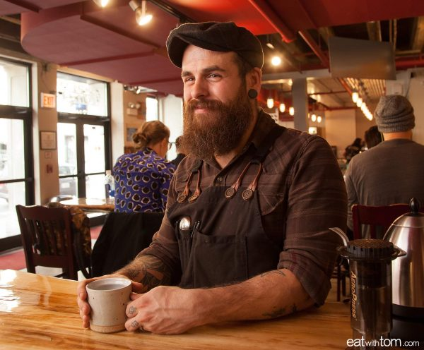 Coffee chat with Josh from Everybody's coffee in chicago uptown