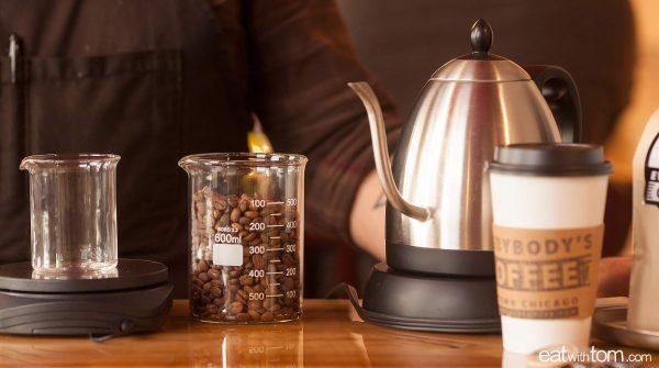 Aeropress coffee recipe for barista coffee at home easy diy