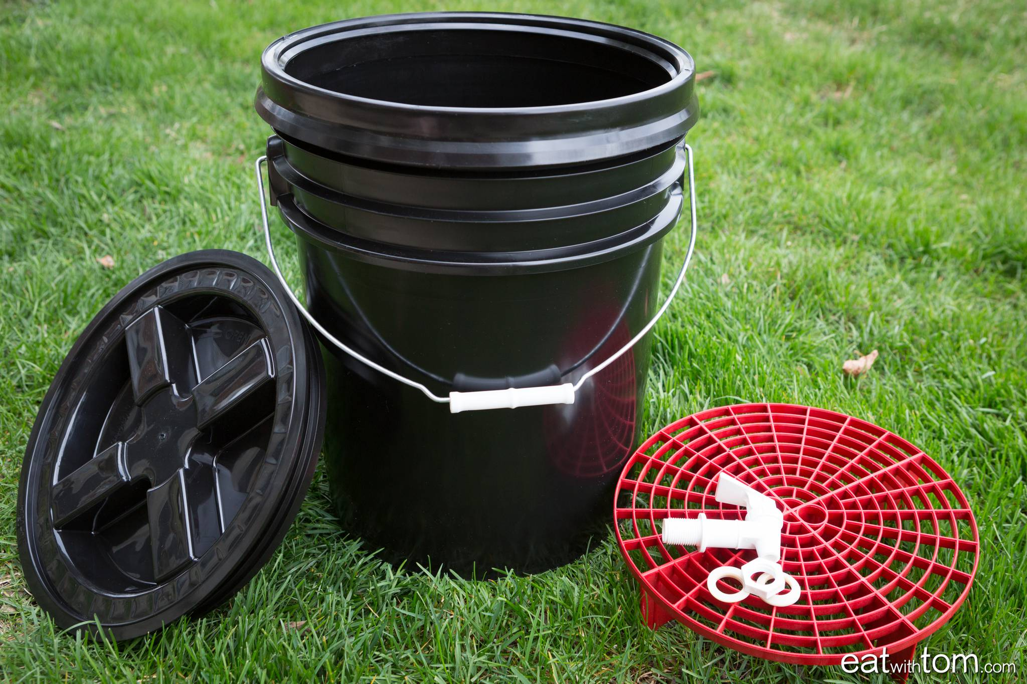 Diy Bokashi Composter Instructions And Images Eat With Tom