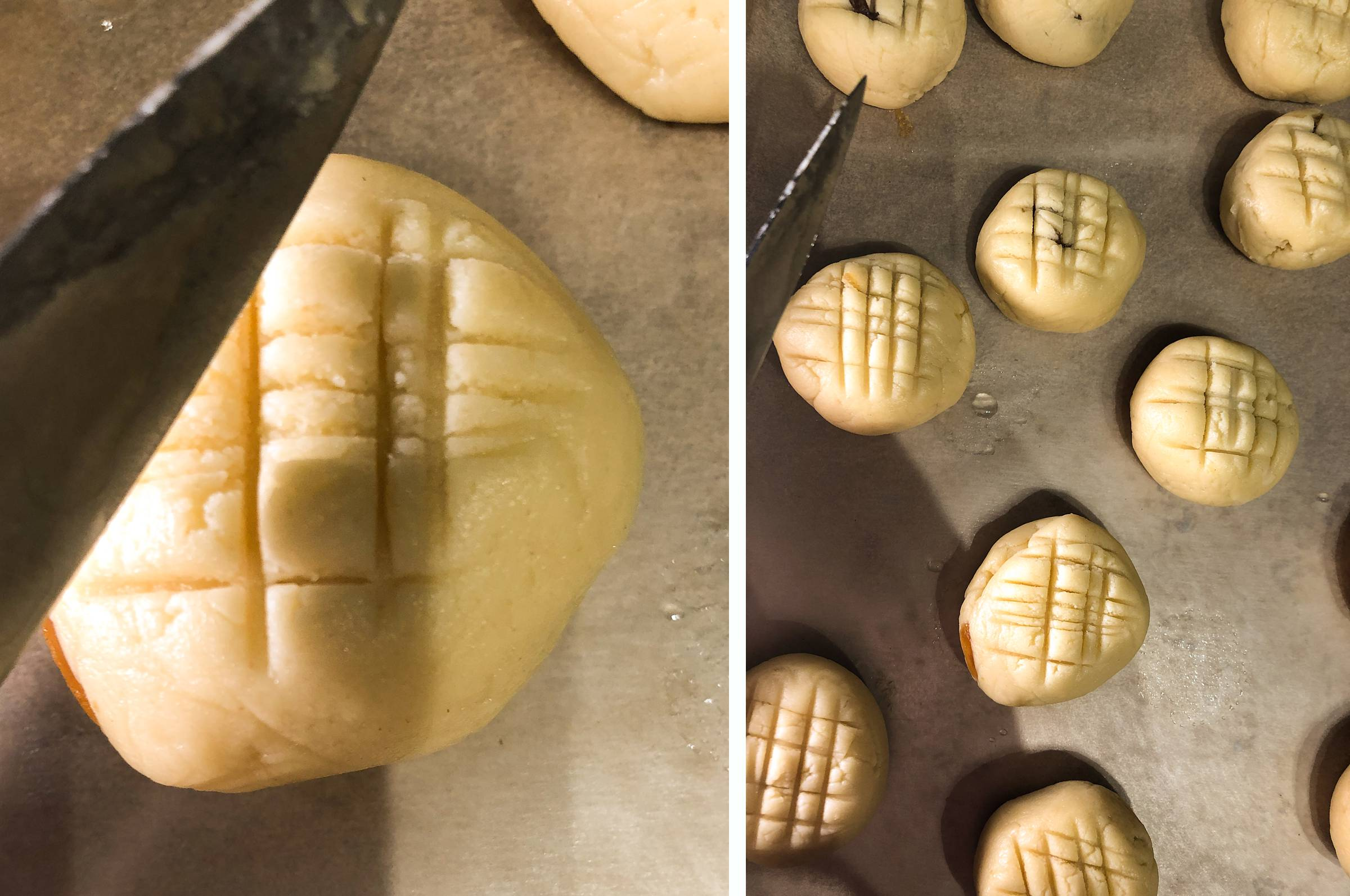 Singaporean pineapple tart recipe from scratch for Chinese new year buttery melt in mouth